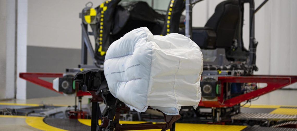 Honda to Use New Design for Front Airbag in 2020