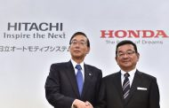 Honda Teams up with Hitachi to Set up Electric Motor Company