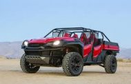 Honda Showcases Open Air Vehicle Concept at SEMA 2018