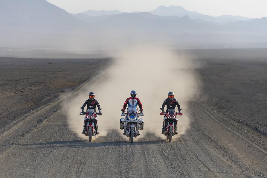 Al-Futtaim's Trading Enterprises Honda powers UAE's first Dubai Motorcycle Film Festival