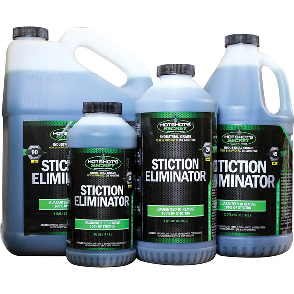 Hot Shot Reformulates Secret Stiction Eliminator for Use in All Diesel Engines