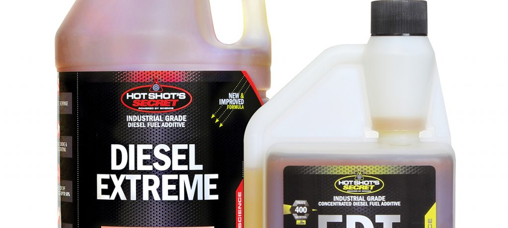 Hot Shot's Secret Debuts Fuel Additive Treatment Plan for Diesel Engines