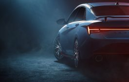 Hyundai Motor Turns Up the Heat with First Images of Elantra N