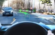Hyundai and Wayray Showcase Augmented-Reality Navigation System at CES