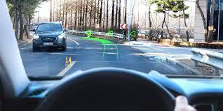 Hyundai and Wayray Showcase Augmented-Reality Navigation System at CES