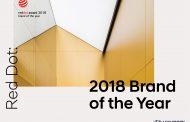 "Hyundai Motor Wins ""Red Dot: Brand of the Year 2018"""