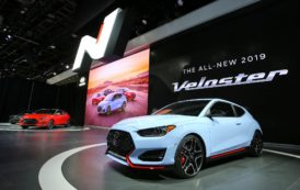 Hyundai Unveils All-New Second-Generation Veloster