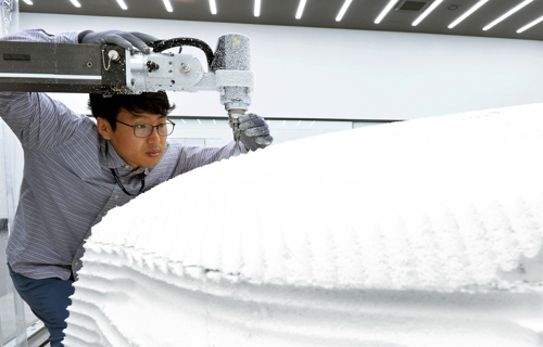 Hyundai Mobis Opens Lab for 3-D Printing