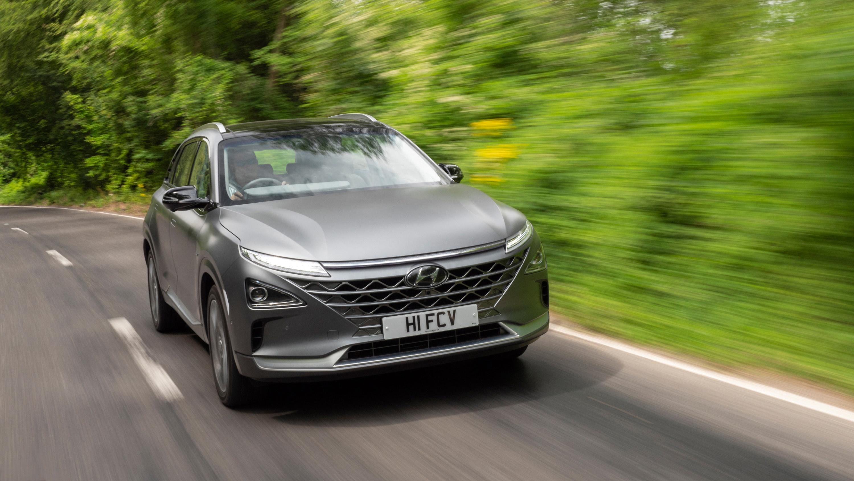 Hyundai NEXO Termed a 'Game changer' at Autocar Awards