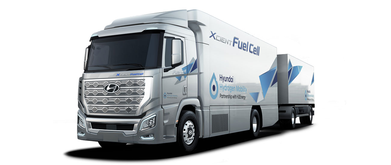 Faurecia wins Major Supply Deal from Hyundai for Hydrogen Storage Systems