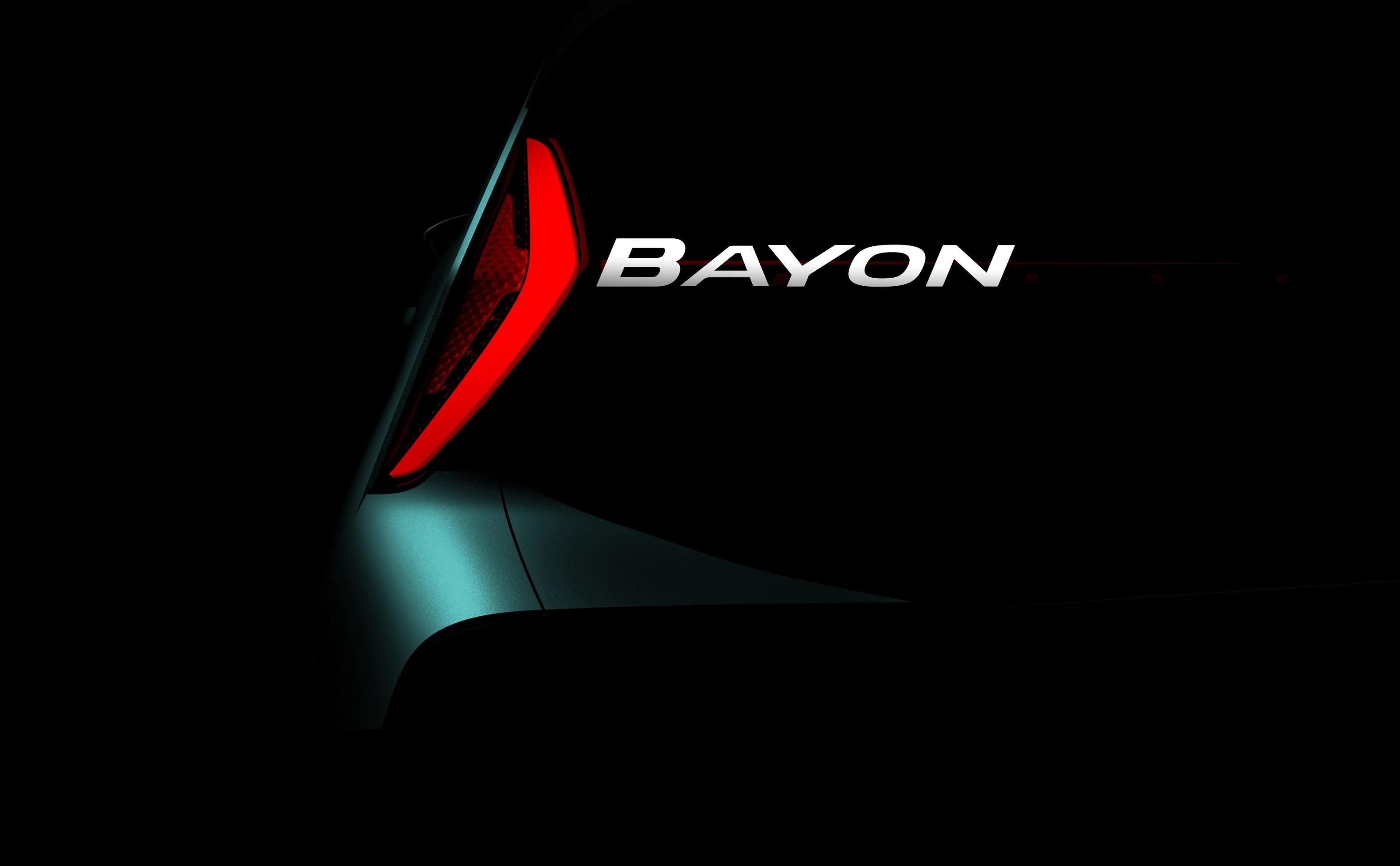 Hyundai Motor all-new SUV Hyundai Bayon