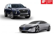 Hyundai Motor Wins iF Design Award for Fifth Straight Year