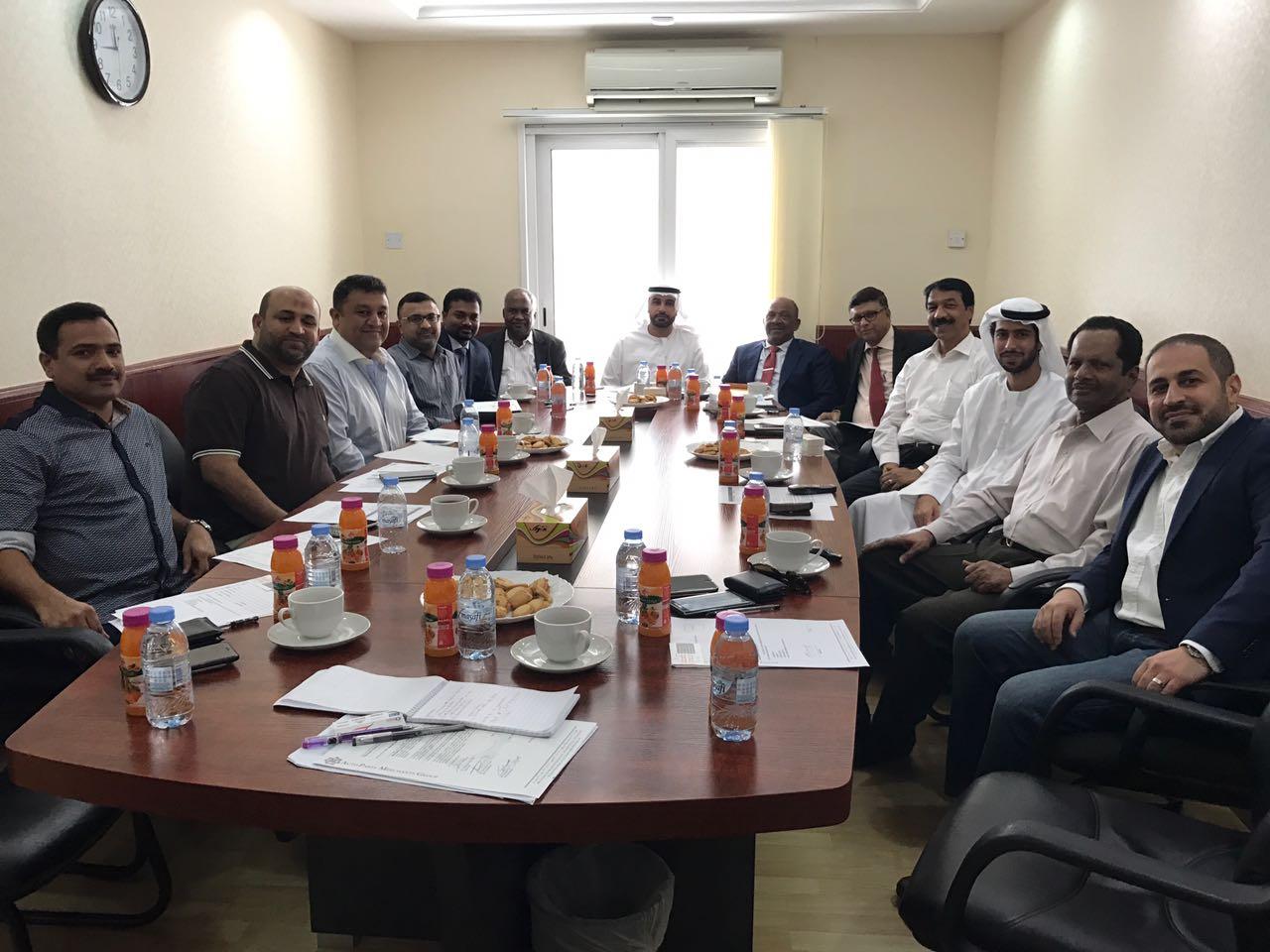 Dubai Auto Parts Merchants Group Launches Membership Drive