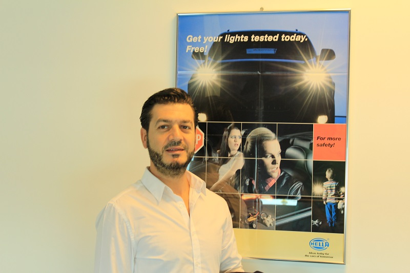 Interview with George EL Zoghby - Sales and Marketing Director, Hella Middle East