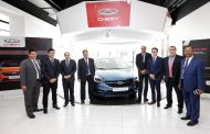 Chery UAE  Teams up with Al Habtoor Motors to Debut ARRIZO 5 in the UAE