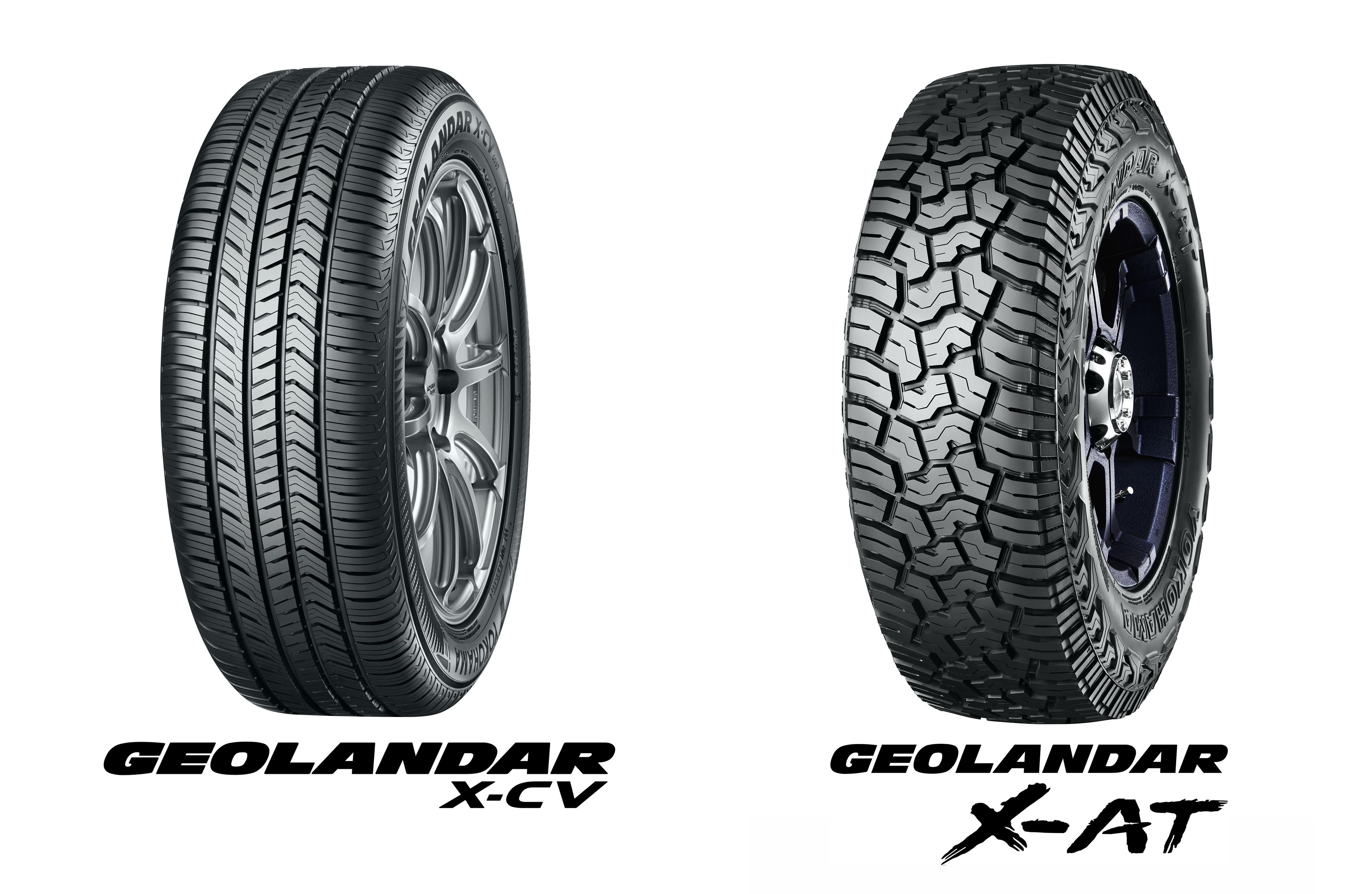 Yokohama Tires Receive Two Good Design Awards
