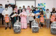 Infiniti middle east continues to support road safety in the uae by donating infant car seats to new parents