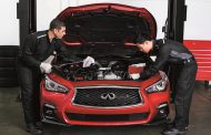 KEEP COOL ON THE ROADS: INFINITI MIDDLE EAST SHOWS CAR OWNERS HOW TO LOOK AFTER THEIR CARS THIS SUMMER