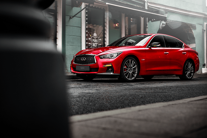 INFINITI of Arabian Automobiles merges luxury and technology with the Q50 and QX50