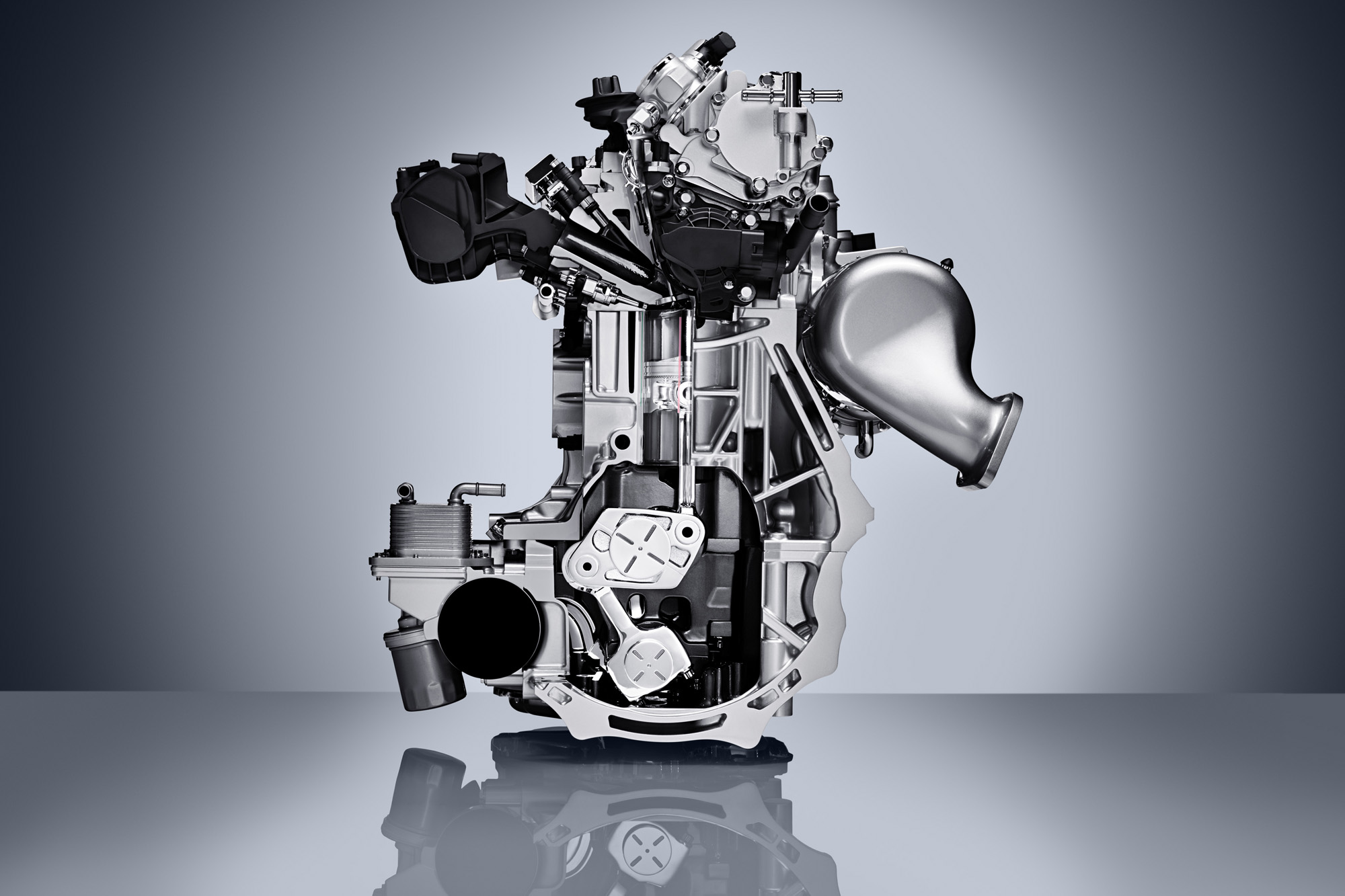 INFINITI Marks Global Debut of VC-Turbo Engine