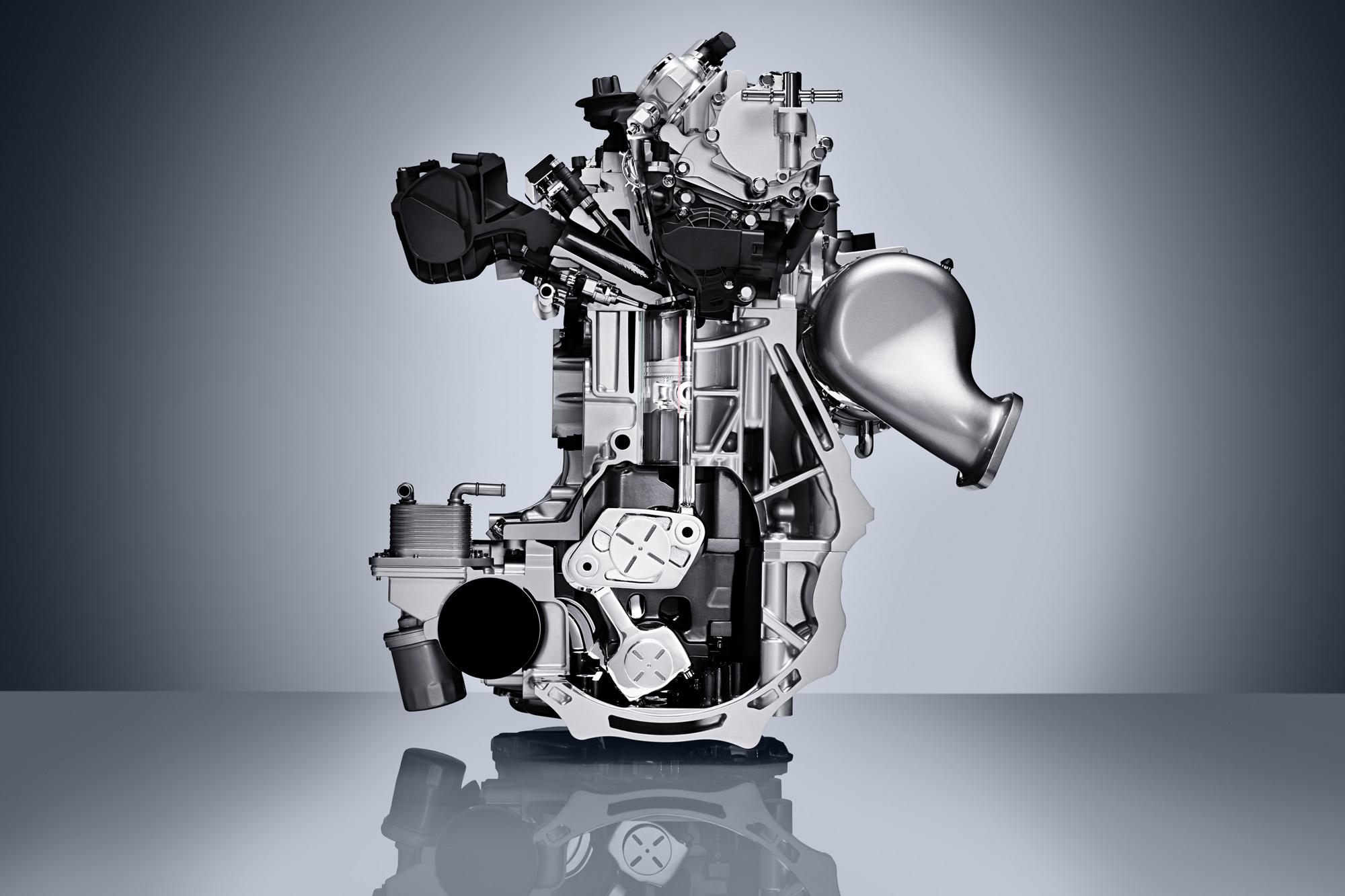 INFINITI Marks Global Debut of VC-Turbo Engine