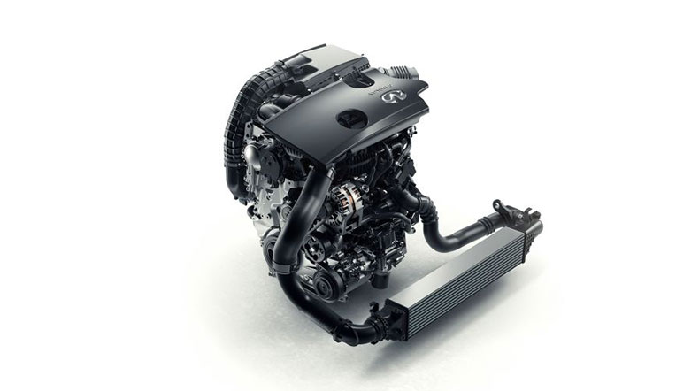 Infiniti Poised to Upgrade VC-T engine with Variable Compression Ratio