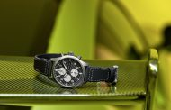 IWC Schaffhausen and long-standing partner Mercedes-AMG launch a performance engineering inspired chronograph