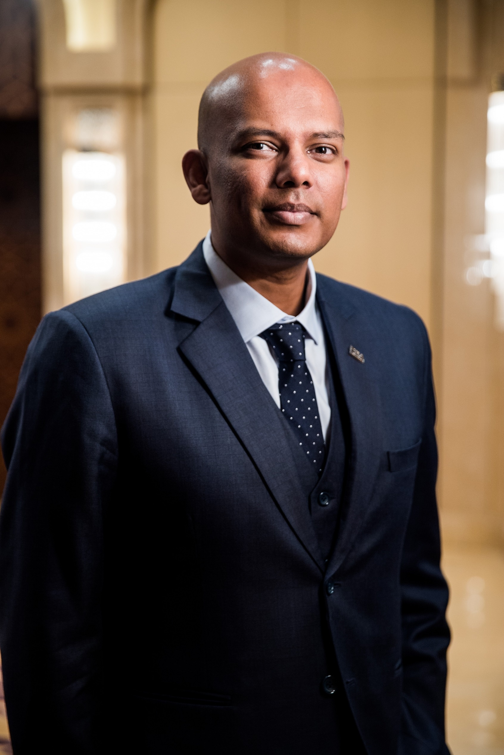 Q&A with Rakesh Nair, Managing Director at Groupe PSA in the GCC