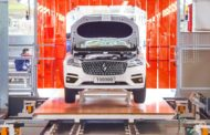 Borgward Marks Milestone Production of 100000 Cars
