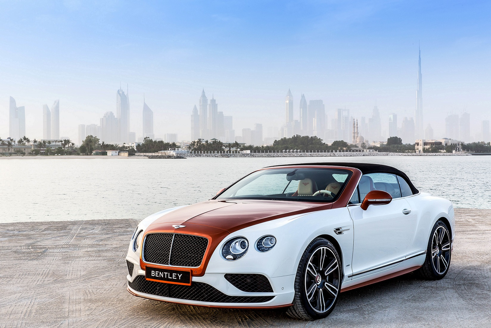 Bentley Debuts 'SZR by Mulliner' Limited Edition to Celebrate Brand's Global Flagship Store