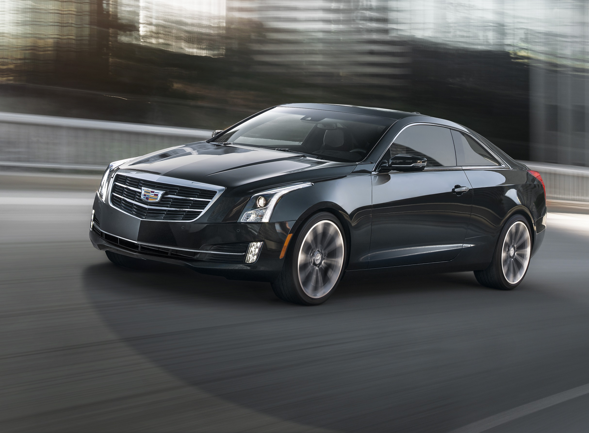 Cadillac 2019 ATS Coupe Arrives in the Middle East