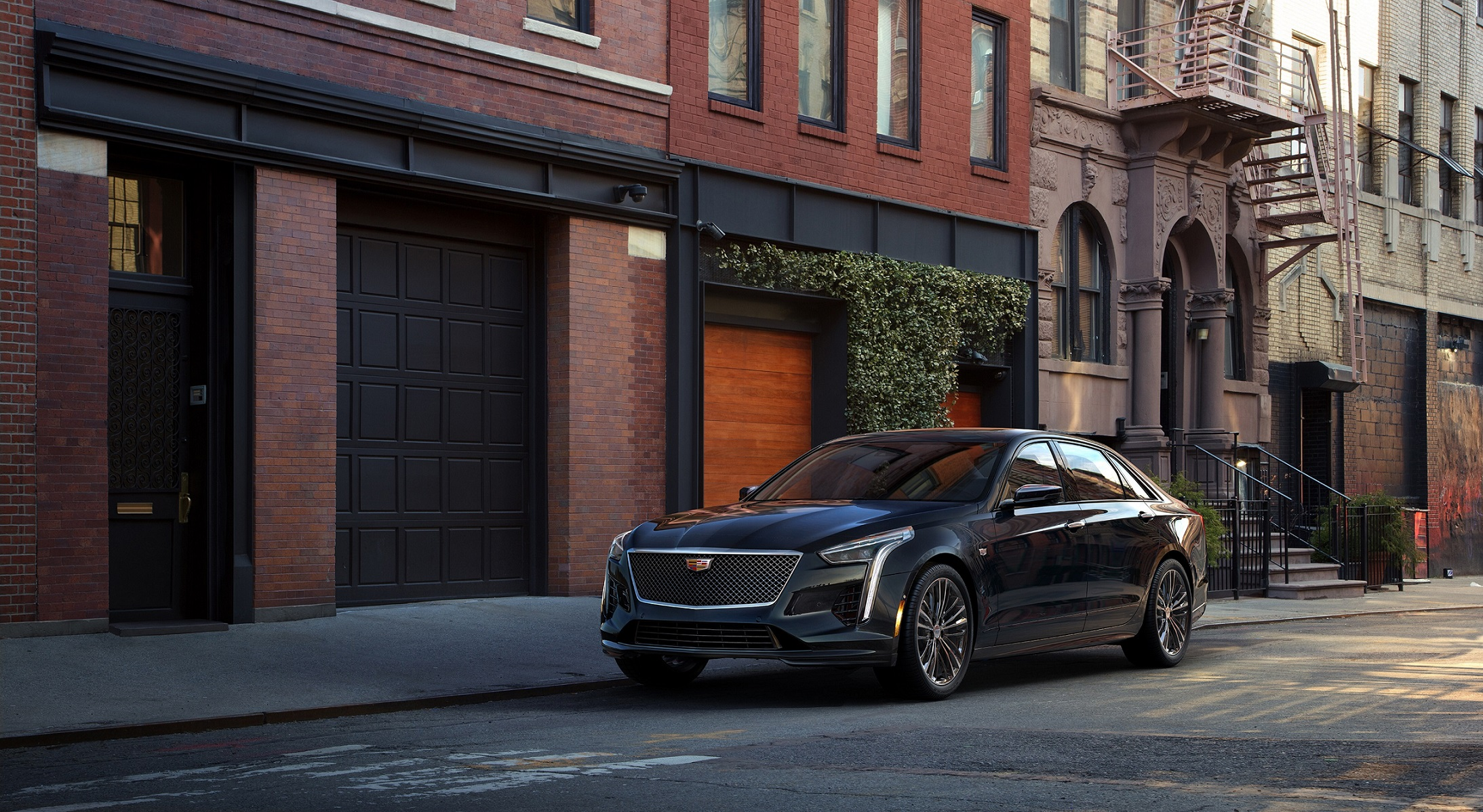 Cadillac Introduces First-Ever Twin-Turbo V-8 Engine