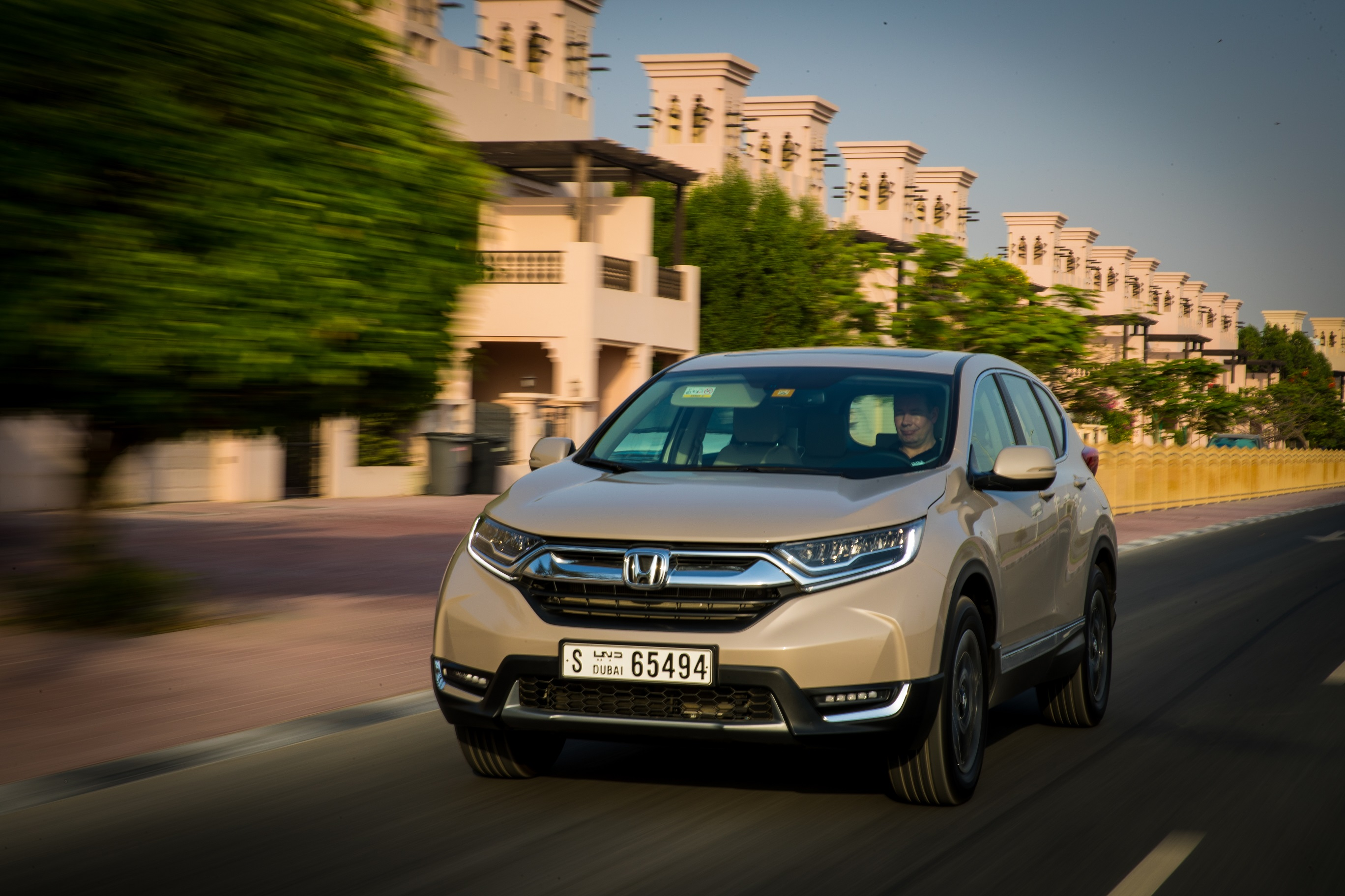 Honda Launches All-New 2017 CR-V in MEA Market