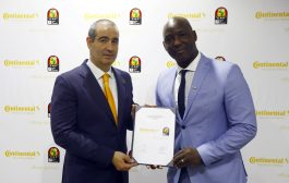 Continental Becomes Official Tire Sponsor of Total Africa Cup of Nations