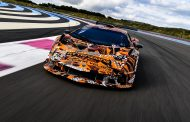 Lamborghini SCV12-Squadra Corse hypercar ready to hit the track