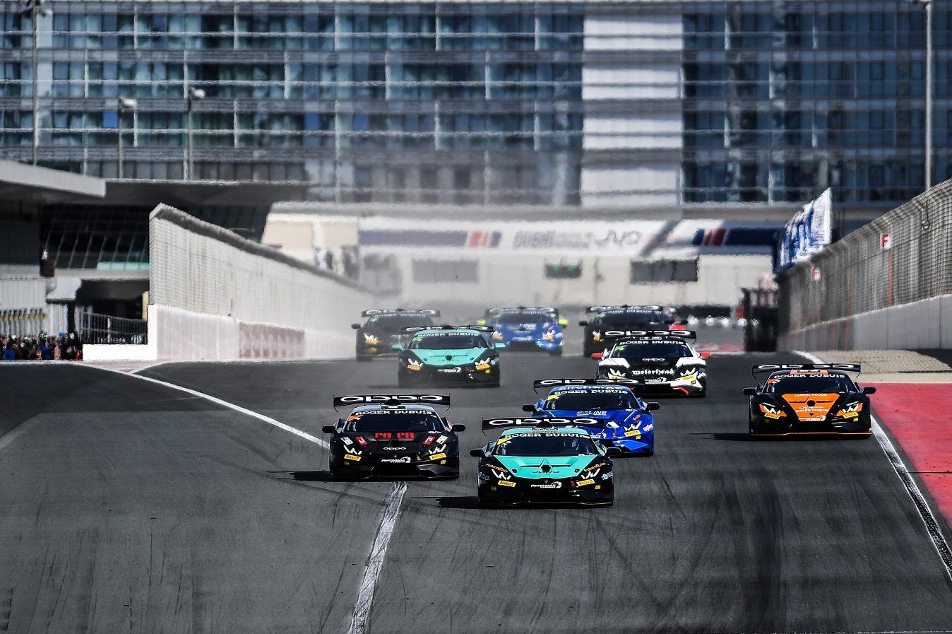 Lamborghini Super Trofeo Middle East to make welcome return in 2022