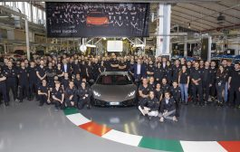 Lamborghini Achieves Production Record for Huracan