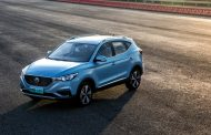 MG Motor Makes Global Debut of Electric MG EZS