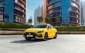 The All-New 2022 MG GT  A Rebellious Sports Sedan Launched in the Middle East