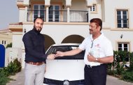 MG launches door-to-door aftersales service in the Middle East