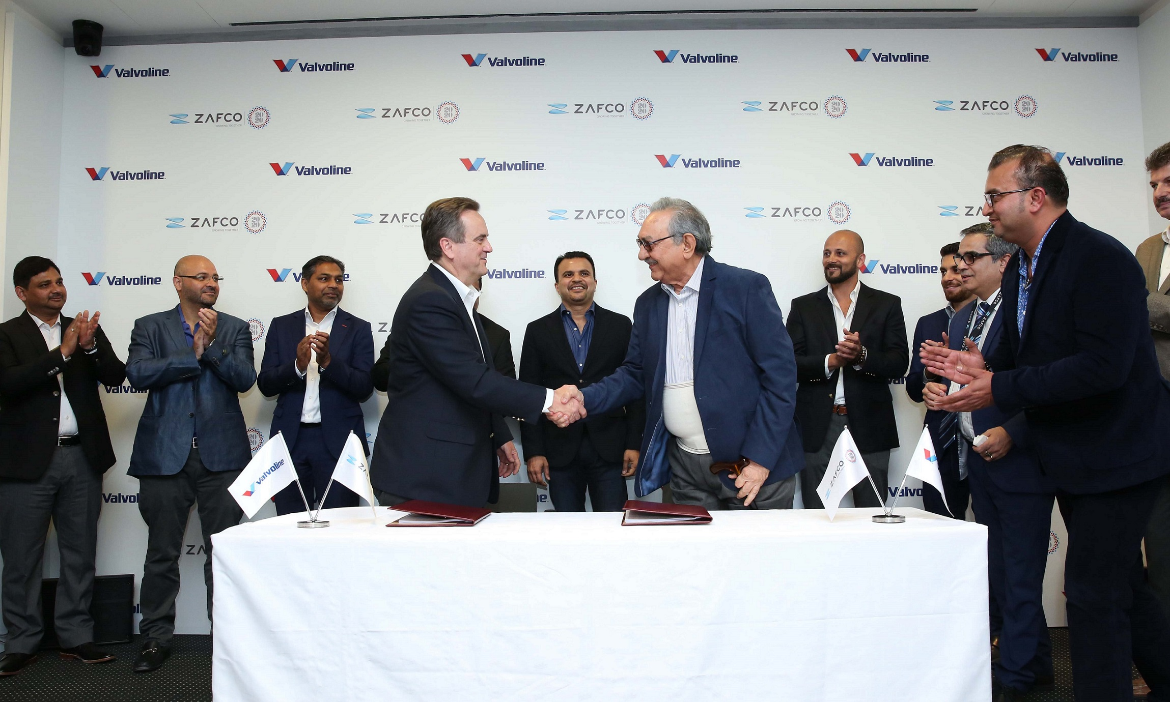 Valvoline Announces Partnership with ZAFCO in the UAE