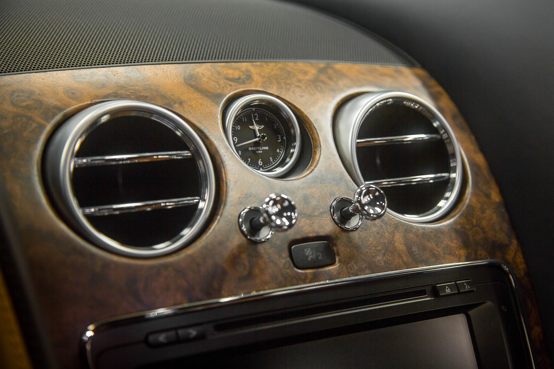 Mulliner Launches New Open Pore Walnut Veneer