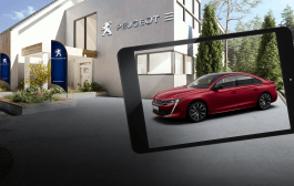 PEUGEOT Launches New Webstore for Customers in the GCC