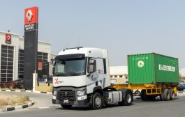Renault trucks t x-port, the new used truck for Africa and the Middle-East