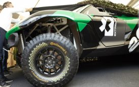 Continental Debuts Two Tires for Extreme E Series