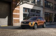 Cadillac to Launch All-New XT4 at Sole DXB 2018
