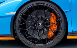 Bridgestone selected by Lamborghini as tyre supplier for Huracán STO supercar