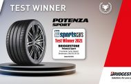 New Bridgestone Potenza Sport high-performance tyre helps drivers unlock full capabilities of their vehicle