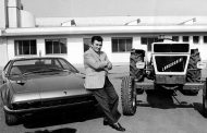 Lamborghini celebrates the 105th anniversary of the birth of Ferruccio Lamborghini