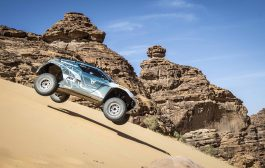 After success in Saudi Arabia, the Extreme E racing series gears up for  its second race